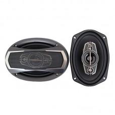 Автоколонки TS 6995  (16см, овальные,  600Вт)