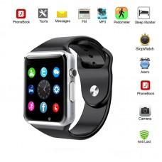 Смарт-часы Smart Watch A1 Black