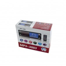 Автомагнитола MP3-3883 ISO 1DIN сенсор
