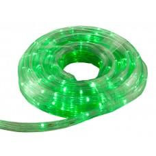 Гирлянда-лента (Pope-Light) G наружная, пров.:прозрачный, 10м (Зеленый)