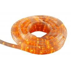Гирлянда-лента (Pope-Light) WW наружная, пров.:прозрачный, 10м (Белый-теплый)