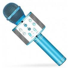 Микрофон WS-858 WSTER BLUE