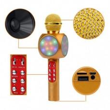 Микрофон WS-1816 Gold