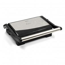 Гриль DOMOTEC MS-7708 (1000Вт, контактный,  23х45 см)