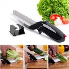 Нож-ножницы 2в1 FRICO FRU-008