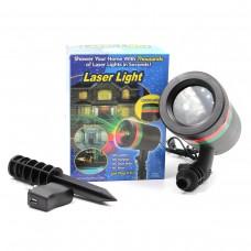 Диско лампа Laser Shower Light 908/8001