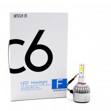 Лампы светодиодные С6 LED H3 (3800Лм, 36Вт, 8-48В)