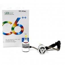 Лампы светодиодные С6 LED HB3 9005 (3800Лм, 36Вт, 8-48В)