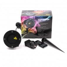Лазерная установка-диско Laser Light with Remote +  6 Photos ART:6742