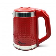 Электрочайник DOMOTEC MS-5027 2000Вт 2,2л (Черный, Белый, Красный)