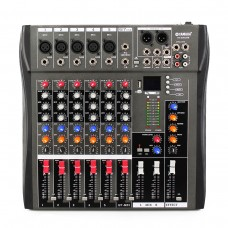 Аудио микшер Ямаха MX-606U (6 каналов)