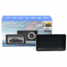 Видеорегистратор UKC Z30 D5 (DVR, HD1080, для двух камер)