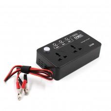 Преобразователь 200W AC/DC 12V LCD / USB