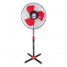 Вентилятор VILGRAND VF400 Черный/Красный (45 Вт)