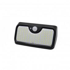 Уличный настенный светильник с датчиком движения 107LED (BG107)