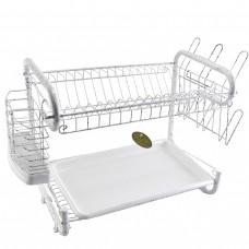 Сушилка для посуды EDENBERG EB-2108M с мраморным покрытием