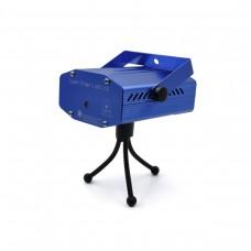 Лазерная установка-диско Laser Light HJ-09 ART:2481 (Синий/Черный/точки)