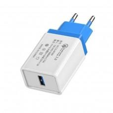 Адаптер Fast Charge QC3.0 USB AR