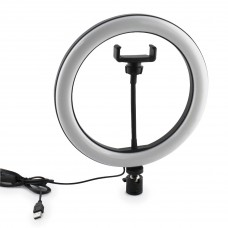 Кольцевая лампа 26 см LED RING FILL LIGHT BlueBox (с 1 держ.)