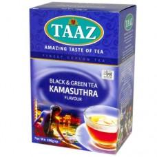Чай TAAZ Камасутра зеленый/черный 100 гр