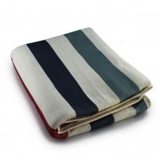 Простынь электрическая с сумкой Electric Blanket 150х170см (полосы, Разноцветные) [7420]