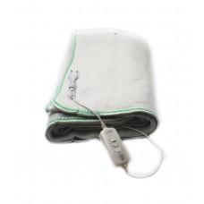 Простынь электрическая с сумкой Electric Blanket 150х120см (Белая)  [5712]