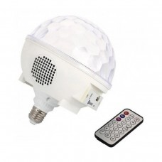 Диско лампа шар Musik Ball E27 (в патрон) 997 BT Art:0926
