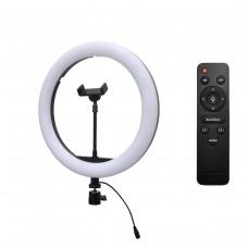 Кольцевая лампа 33 см LZ-320 LED RING FILL LIGHT Remote BlueBox