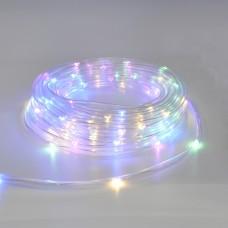 Гирлянда-лента (Rope-Lights) Copper Wire100M-3 наружная, пров.:прозрачный, 10м (Разноцветная)