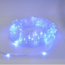 Гирлянда-лента (Rope-Lights) Copper Wire100B-3 наружная, пров.:прозрачный, 10м (Синий)