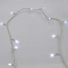 Гирлянда-нить (String-Lights) 500W-1 внутренняя, пров.:прозрачный, 30м (Белый)
