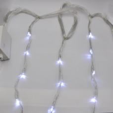 Гирлянда-водопад (Curtain-Lights) Itrains 240W-2 внутренняя, пров.:прозрачный, 2м (Белый)