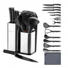 Набор ножей + Поварёшки EDENBERG EB-3615