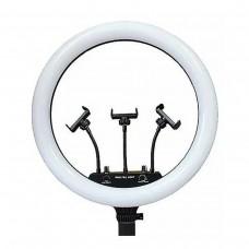 Кольцевая лампа RGB 45 см MJ45 Remote BlackBox (с 3 держ.)