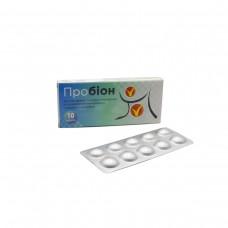 Пробион таблетки 10т