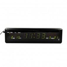 Часы CX-808 зеленые