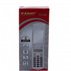 Калькулятор КD-5853