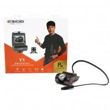Видеорегистратор DVR V1 WIFI (с доп. камерой)