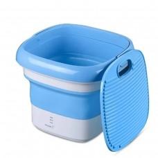 Складная стиральная машина MAXTOP silicon washing machine