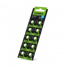 Батарейка VIDEX TABLET AG1 (LR621)
