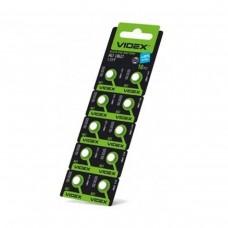 Батарейка VIDEX TABLET AG10 (LR1130)