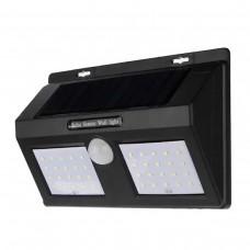 Уличный настенный светильник с датчиком движения BL-1626A