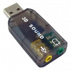 Адаптер USB 3D sound 5.1