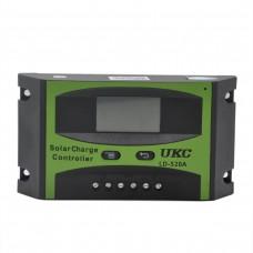 Контроллер заряда для солнечной батареи RG-501 20A