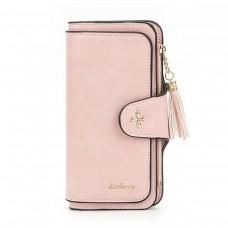 Портмоне Baellerry N2341 Розовый