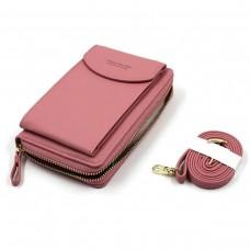 Портмоне Baellerry Forever N8591 (Розовый)