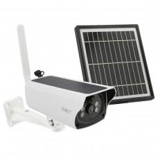 Камера CAMERA Y4P 2mp сонячна панель 4G SIM WIFI