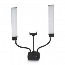 Лампа для селфи прямоугольная MULTIMEDIA X AL-45X