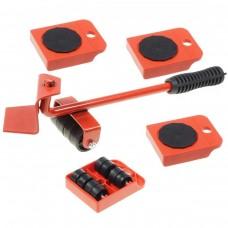 Набор для перемещения мебели Furniture Mover Rollers 5T