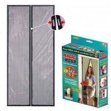 Занавеска маскитная Magic Mesh 100*210см (в коробке)